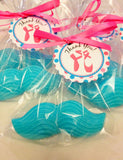 Mustache Soap Favors