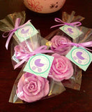 Rose Soap Favors - Favors By Angelique