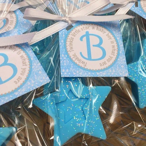 Star Soap Favors - Favors By Angelique