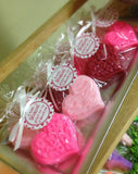 Heart Soap Favors