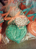 Heart Soap Favors - Favors By Angelique