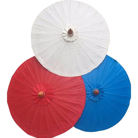 Limited Edition Red, White and Blue Parasol Set - While Supplies Last Sale