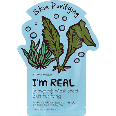Face Mask Seaweed Skin Purifying Care