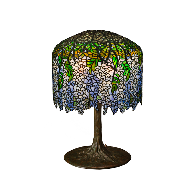 Wisteria table lamp new york historical society adopt a lamp wisteria table lamp aloadofball Choice Image