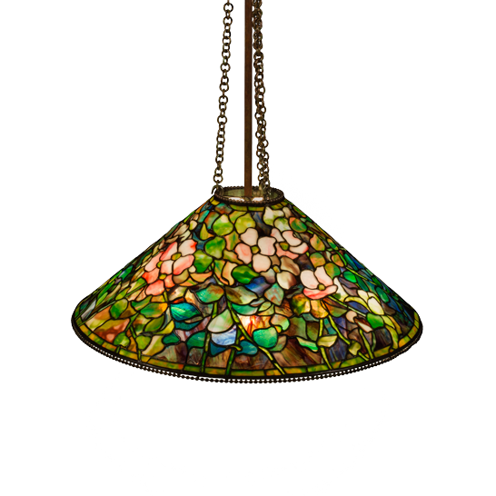 "Dogwood hanging shade (28"")"