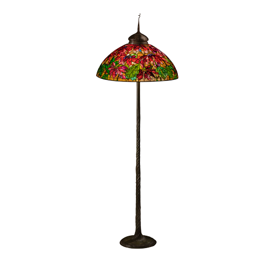 "Poinsettia shade (26"")"