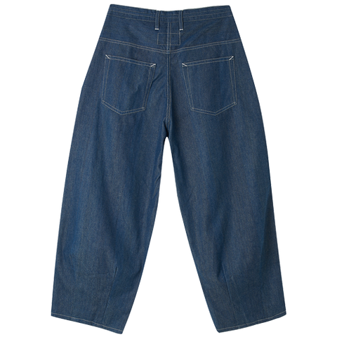 Lush Pants - Natural Indigo Denim