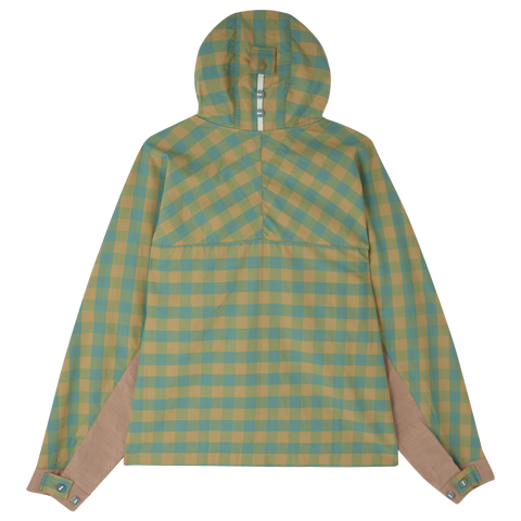 Forager Jacket − Elderflower Fat Gingham