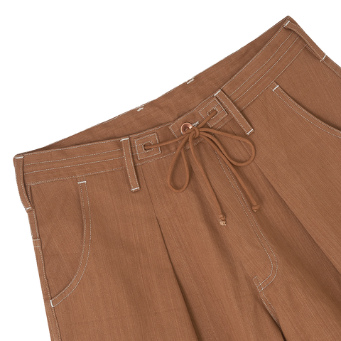 Lush Pants − Bark Brown