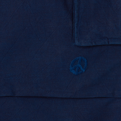 Peace Pants - Natural Indigo Slub