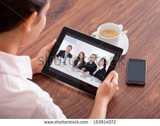 One hour Web Video conference