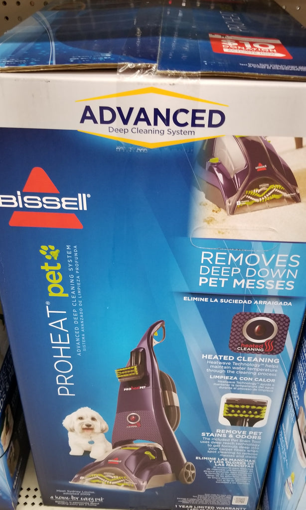 BISSELL PROHEAT PET