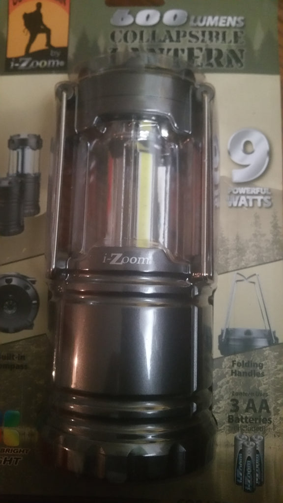 Outdoorsman collapsible Lantern