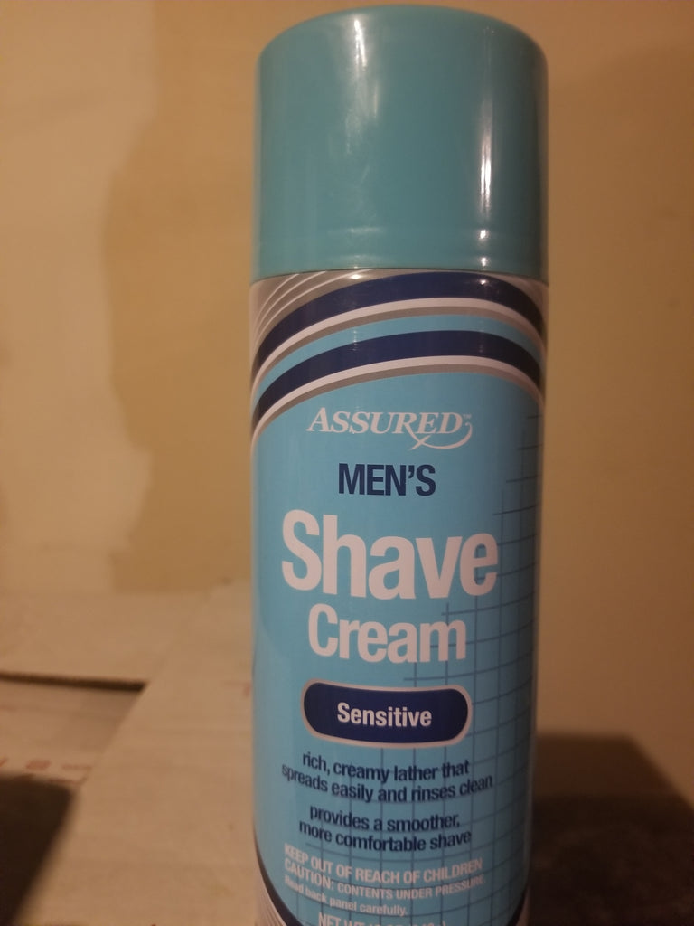 Shave cream  sensitive