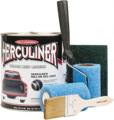 HERCULINER - Black Polyurethane Protective Coating Cargo Liner - For Liner For All Makes