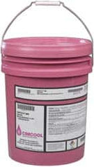 Cimcool - Cimtech 500, 5 Gal Pail Cutting & Grinding Fluid - Synthetic, For Boring, Drilling, Milling, Reaming