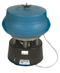 Raytech - 0.75 Cu Ft, 1/3 hp, Wet/Dry Operation Vibratory Tumbler - Adjustable Amplitude, Flow Through Drain