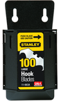 STANLEY® Large Hook Blades with Dispenser – 100 Pack
