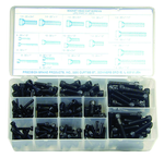 190 Pc. Socket Head Cap Screw Assortment