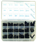255 Pc. Metric Socket Head Cap Screw Assortment