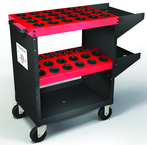 48 Slot - HSK 63A Toolscoot Cart