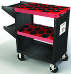 36 Slot - HSK 100A Toolscoot Cart