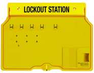Padllock Wall Station - 12-1/4 x 16 x 1-3/4''-Unfilled; Base & Cover