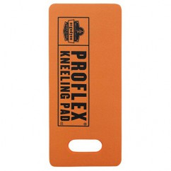 375 ORANGE COMPACT KNEELING PAD