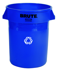 32 Gallon Brute Recycling Container Without Lid