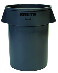 44 GAL VENTED ROUND BRUTE CONTAINER