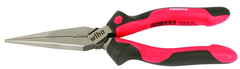 "8"" SOFTGRIP LONG NOSE PLIERS"