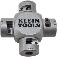 Klein Tools - Wire & Cable Strippers Type: Cable Wire Stripper Maximum Capacity: 2/0