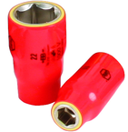 "Insulated Socket 1/2"" Drive 15.0mm"