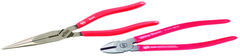 2PC PLIERS/CUTTER SET