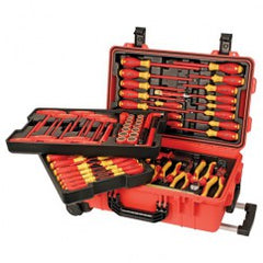 80PC ELECTRICIANS TOOL KIT