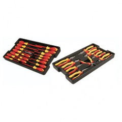 28PC COMBO TOOL TRAY SET