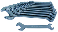 "10 Piece - 3/8 - 2"" - Open End Wrench Set"