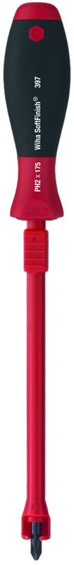 # 1 - Phillips Screw Holding Screwdriver with SoftFinish® Cushion Grip