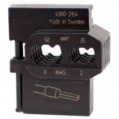 50&35MM DIE SET FOR WIRE FERRULES