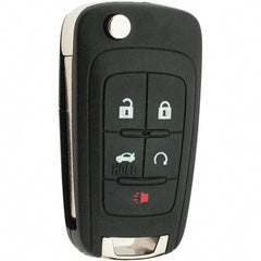 Value Collection - GMC Transponder Key Blank - Nickel/Plastic