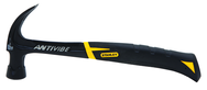 STANLEY® FATMAX® Anti-Vibe® Smooth Nailing Hammer Curve Claw – 16 oz.