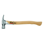 STANLEY® FATMAX® Hickory Handle Overstrike Checkered Framing Hammer Axe Handle Rip Claw – 22 oz.
