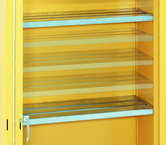 Extra Shelf for 32 x 32 Cabinets - Galvanized