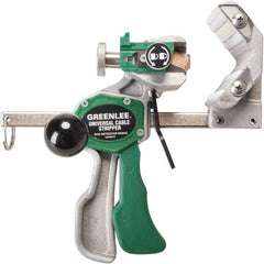"Greenlee - 1/2"" to 3"" Capacity Cable Wire Stripper - 1/2"" Min Wire Gage"
