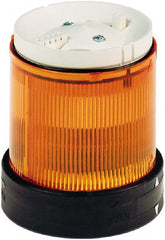 Schneider Electric - 4X NEMA Rated, 24 VAC/VDC, 47 mAmp, Steady LED Light - 70mm Mounted Size, Pipe Mounted, 63mm High