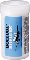 Boelube - BoeLube, 4 oz Block Cutting Fluid - Solid Stick, For Sanding Belts, Near Dry Machining (NDM)