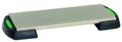 "6 x 2 x 1/4"" - 600 Grit - Green Stackable Diamond Benchstone"