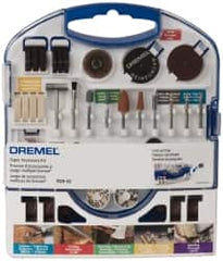 Dremel - 110 Piece Aluminum Oxide & Silicon Carbide Stone Kit