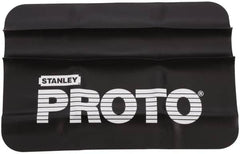 "Proto - 27"" Long x 34-1/2"" Wide Fender Protector - Foam with Vinyl Coating, Black"