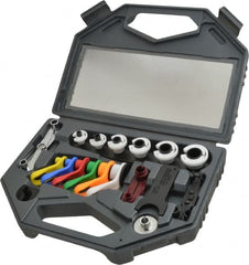 "Proto - 21 Piece, 11.8"" Long, Multi Colored Disconnect Master Set - For Use with Ford, Full-Sized Truck Module Applications"